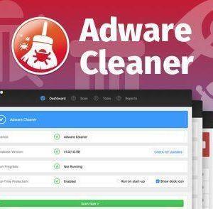 antivirus adware cleaner mac app tile