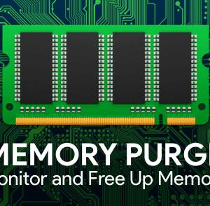 memory purge icon
